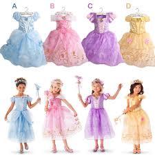 new girls party dresses kids summer princess dresses for girls