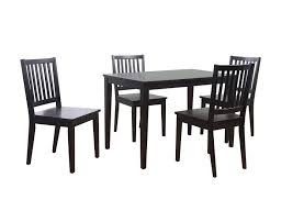 amazon com target marketing systems 5 piece shaker dining set