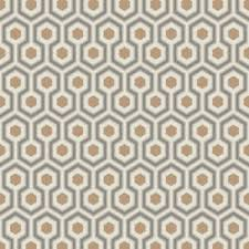 cole u0026 son hicks hexagon gold taupe wallpaper