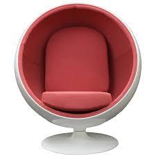Modern Ball Chair Eero Aarnio Style Ball Chair