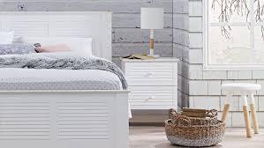 Domayne Bedroom Furniture Beachcomber 2 Drawer Bedside Table Domayne