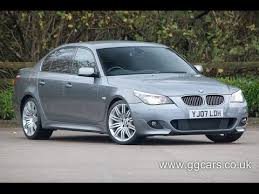 used bmw 5 series estate for sale 2007 07 bmw 5 series 535d m sport auto for sale in