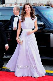 kate middleton dresses kate middleton lavender chiffon dress bafta brits to