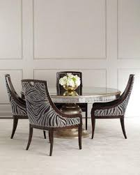 Leather Dining Room Chairs by Dining Room Furniture At Horchow