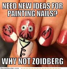 Why Not Zoidberg Meme - need new ideas for painting nails why not zoidberg meme collection