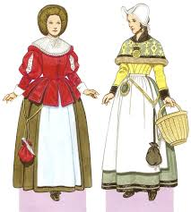 history of costume european fashion through the ages