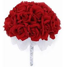 Red Rose Boutonniere Amazon Com Red Silk Rose Boutonniere Wedding Prom Boutonniere