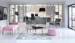 cuisine moderne ouverte plan cuisine ouverte sur salon 12 avec cette cuisine