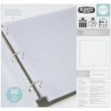 refillable photo albums best in scrapbooking albums refills helpful customer