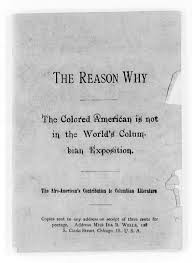 the reason why the colored american is not in the world s
