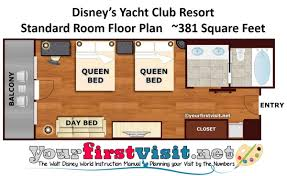 club floor plan review disney u0027s yacht club resort yourfirstvisit net