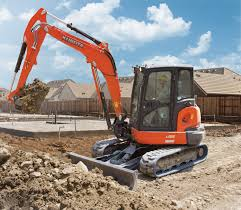 equipment spotlight reduced zero tail swing excavators