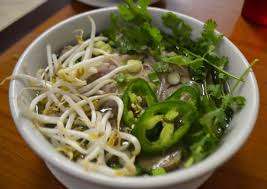 SIGNATURE DISH Viet Pho not typical south Georgia fare