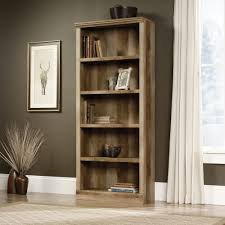 Sauder 5 Shelf Bookcase by Highly Rated Sauder Corner Bookcase With Custom Examples Designs