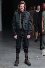 Duck Boots Mens Fashion Yeezy Fall 2015 Ready To Wear Collection Vogue