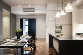 condominium kitchen design urban interior design andaman quayside penang vault design lab