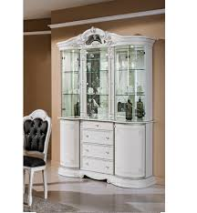 3 Door Display Cabinet Venice Prestige 3 Door Italian Display Cabinet New Room Style