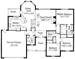 simple house floor plan plain simple floor plans with measurements on floor with house