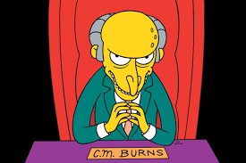 Mr Burns Excellent Meme - the simpsons people are comparing ousted alabama governor to mr