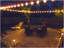 Patio Cafe Lights by Outdoor Patio Lighting
