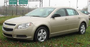2008 chevrolet malibu classic information and photos zombiedrive