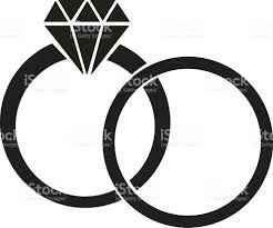 diamond clipart diamond ring silhouette clip art u2013 cliparts