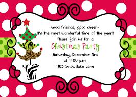 cute christmas party invitations cimvitation