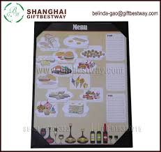 menu covers wholesale hot sale free sle wholesale menu cover for restaurant clear pvc