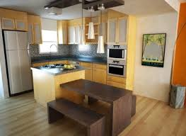kitchen island with table attached modern kitchen island with attached table the clayton design