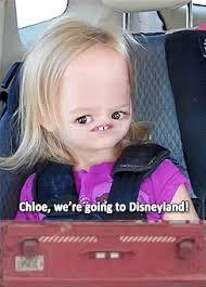Meme Girl Car Seat - chloe disneyland meme 28 images chloe 10 year old yemeni girl