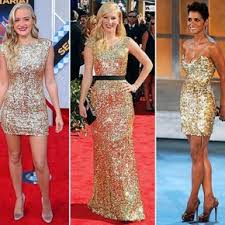sparkly dresses for girls in silver and gold tone sparkly