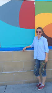 help paint murals on whole foods building union park district fifteen years ago kada didn t necessarily plan to paint murals as a full time profession the opportunity to do so simply fell into her lap