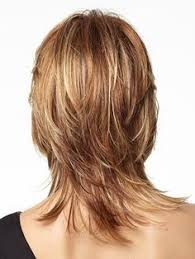 hair with shag back view medium shaggy layered hairstyles haircuts pinterest shaggy