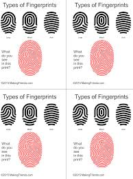 junior detective badge fingerprint types free printable murder