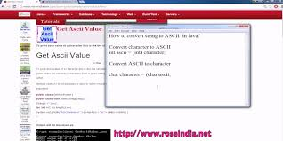 video format converter java how to convert string to ascii in java youtube