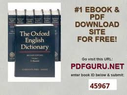 oxford english dictionary free download full version pdf the oxford english dictionary 20 volume set vols 1 20 youtube