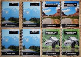 extremely easy to use travel journals from journey logbook