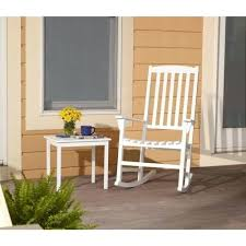 white rocking chair for porch white wood rocking chair outdoor
