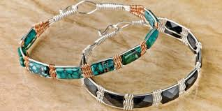 bracelet jewelry designs images How to make wire jewelry like a pro free projects interweave jpg