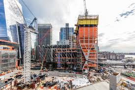 hudson yards construction update a status check on manhattan