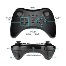 wireless controller gamepad joypad ergonomic design joystick