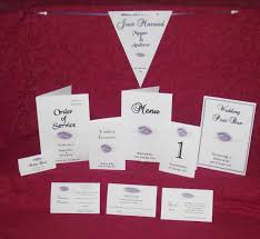 invitations day or evening personalised printed heart diamonte
