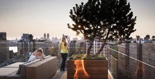 rooftop terrace interior design ideas