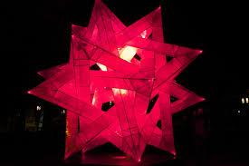 Art Lights Free Images Light Night Star Flower Dark Red Color