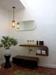 simple bathroom finest simple bathroom interior with tile wall