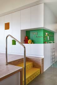 this lego inspired apartment is one big playspace contemporist