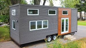 beautiful kingston modern tiny home 390 sq ft tiny house design