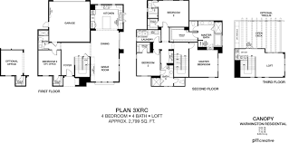 canopy floor plan canopy at esencia by warmington residential abacus properties inc