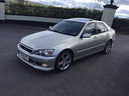 lexus is200 modified 2002 lexus is200 tte aero sport low miles in eglinton county