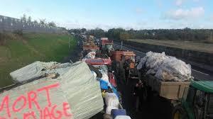 chambre d agriculture tarn et garonne des centaines de tracteurs convergent vers montauban des